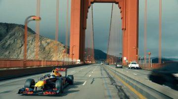 Red Bull Racing Road Trip USA