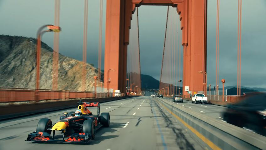 Red Bull Racing Road Trip USA