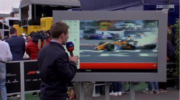 Sky Sports analyseert startcrash van Grand Prix België