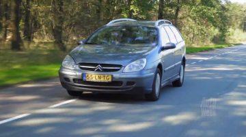 Eerste eigenaar rijdt al 957.894 km met Citroën C5 Break