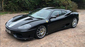Ferrari 360 Challenge Stradale Daily Driven