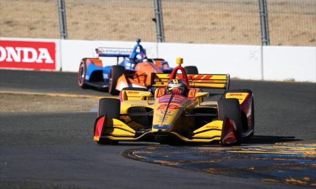 IndyCar Grand Prix of Sonoma 2018