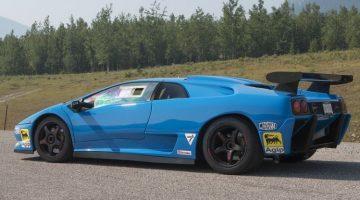 Lamborghini Diablo SVR is straatlegaal