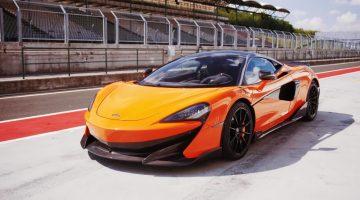 McLaren 600LT Track Review