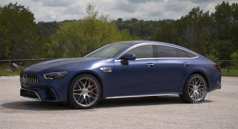Mercedes-AMG GT 4-Door Coupé Review