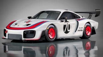 Nieuwe Porsche 935 Moby Dick