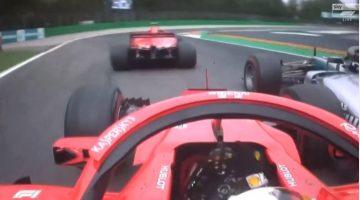 Sky Sports analyseert Vettel vs Hamilton touche