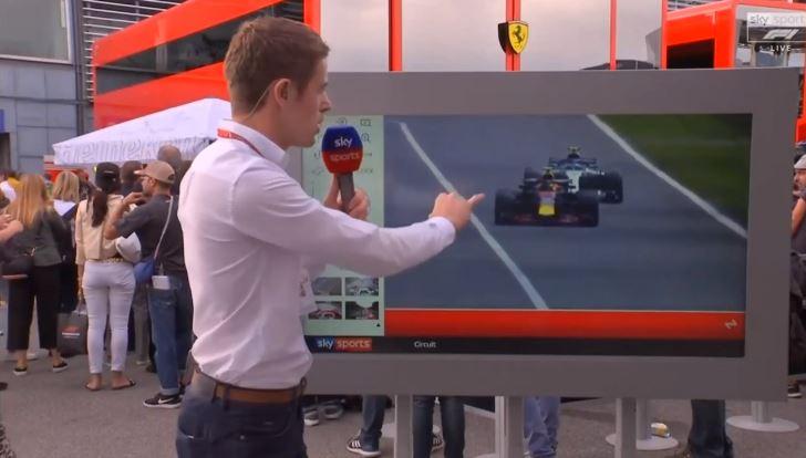 Sky Sports kijkt naar Verstappen vs Bottas + Interview