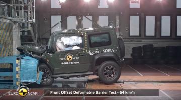 Suzuki Jimny Crashtest
