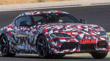 Toyota Supra Prototype Review