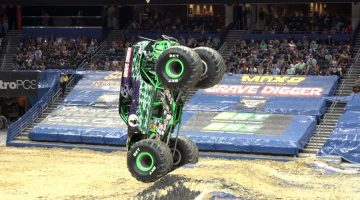Tyler Menninga Monster Truck