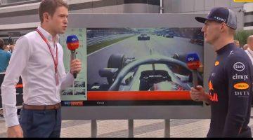 Verstappen Sky Sports blikken terug op inhaalrace in Sochi