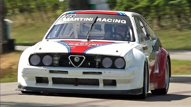 Alfa Romeo Sprint 1600 Hillclimb