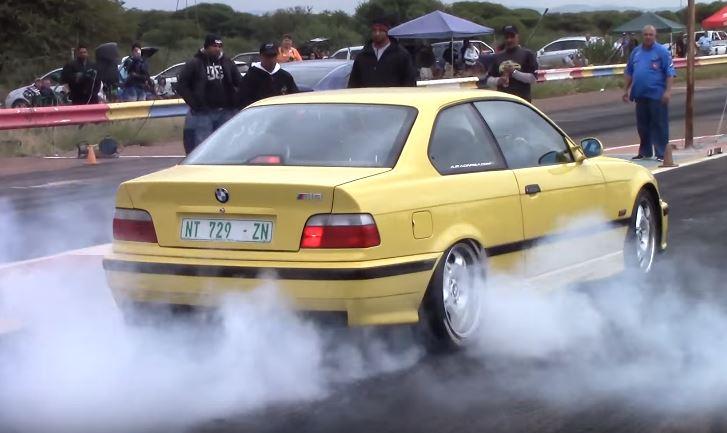 BMW E36 M3 Wankelmotor