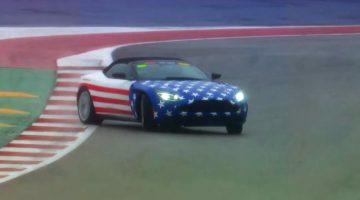 Daniel-Ricciardo-gaat-dwars-met-een-DB11-op-COTA