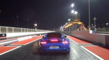 ES1XXX Porsche 991 Turbo S record
