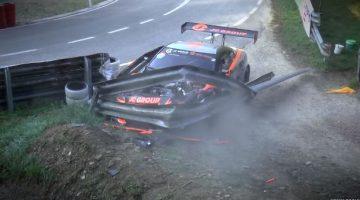 Fia Hillclimb Masters 2018 Crashes