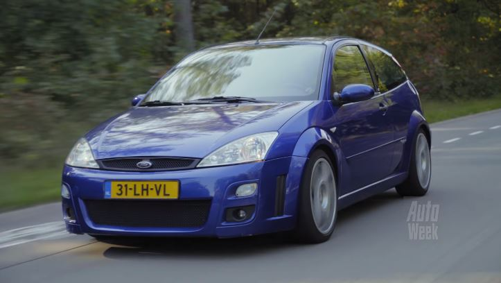 Ford Focus RS met 337.984 km