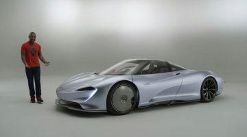 McLaren Speedtail nader bekeken