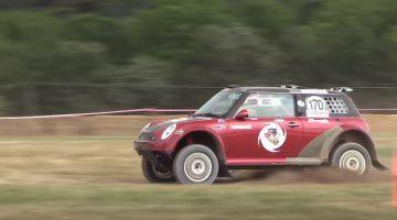Mini Cooper S Buggy V8