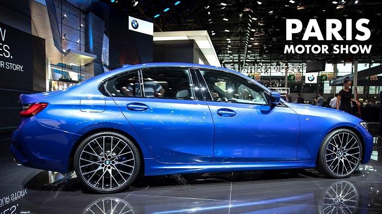 Nieuwe BMW 3 Serie Sedan