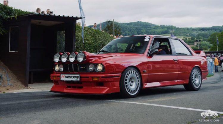 Petrolicious - BMW E30 M3
