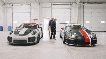 Porsche 911 GT3 Cup vs Porsche 911 GT2 RS