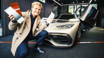 Rosberg Project One