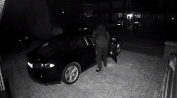 Tesla Model S gestolen