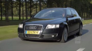 Audi A6 Avant 4.2 V8 met 305.831 km