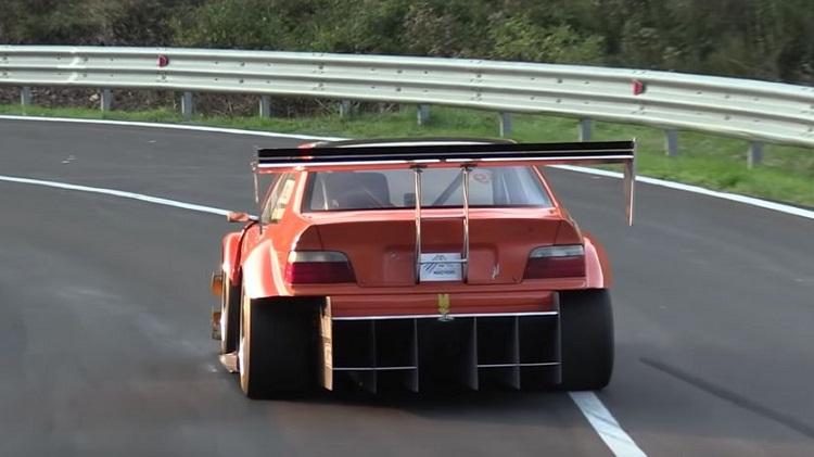 BMW E36 Cosworth