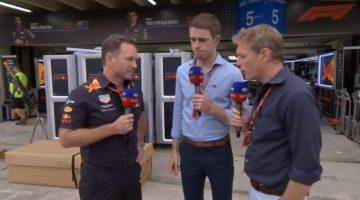 Christian Horner interview GP Brazilië