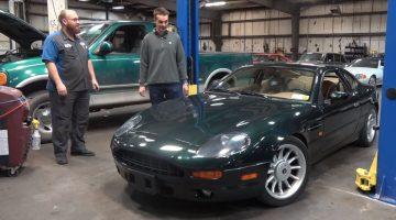 De Goedkoopste Aston Martin in de U.S.