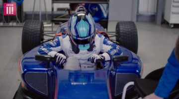 Driven - Billy Monger