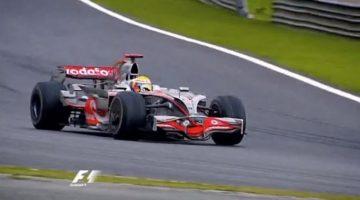 Formule 1 2008 Hamilton vs Massa