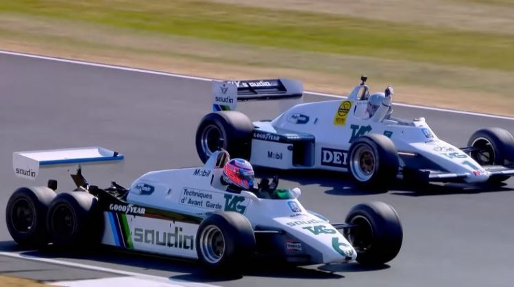 Guy Martin vs Jenson Button