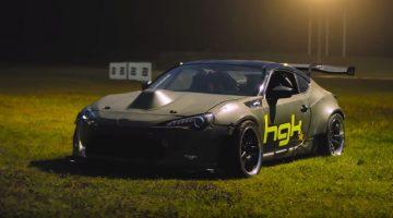 HGK GT86 PROJECT ''RHINO''