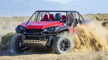 Honda Rugged Open Air Concept