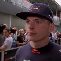 Interview Max Verstappen Sky Sports GP Brazil