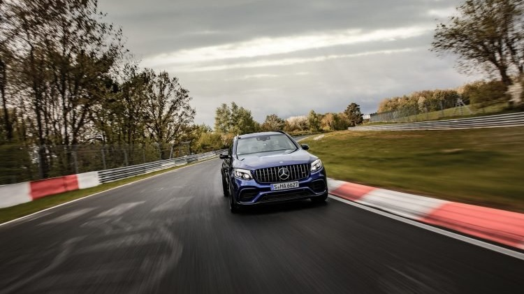 Mercedes-AMG GLC 63 S zet Nürburgring ronderecord voor SUV's