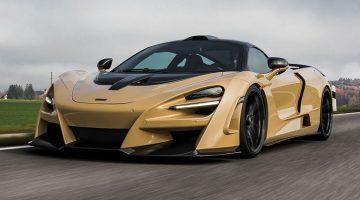 Novitec McLaren 720 N-Largo