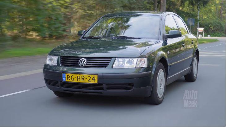 Volkswagen passat met 759589 km