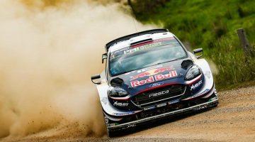 WRC 2018 - Ogier grijpt zesde wereldtitel in Australië