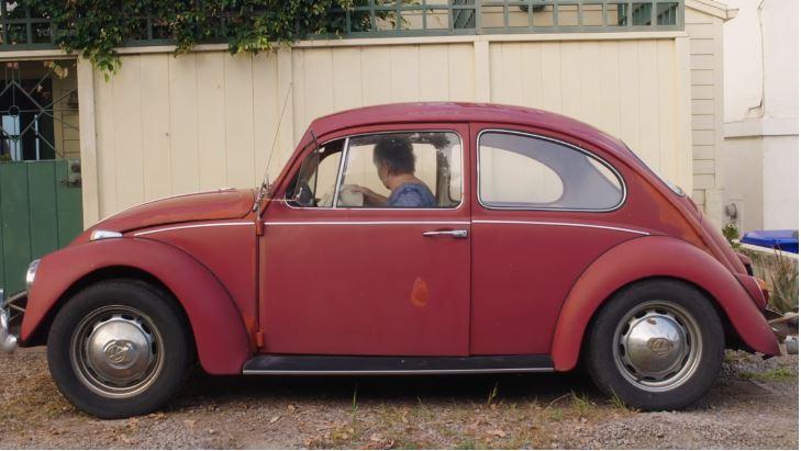 1967 Volkswagen Kever gerestaureerd na 51 jaar en 560.000 km