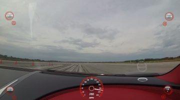 Bugatti Chiron Top Speed