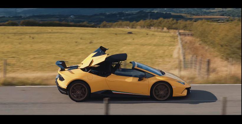 Een ode aan de Lamborghini Huracán Performante Spyder