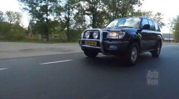 Eerst eigenaar rijdt 961.485 km met Toyota Land Cruiser