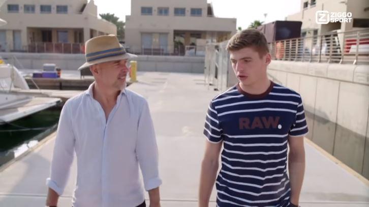 Eindejaars Interview Max Verstappen met Ziggo Sport