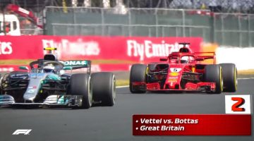 Formule 1 2018 – De 10 beste inhaalacties