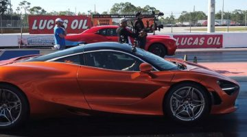 Mclaren 720S vs Dodge Demon